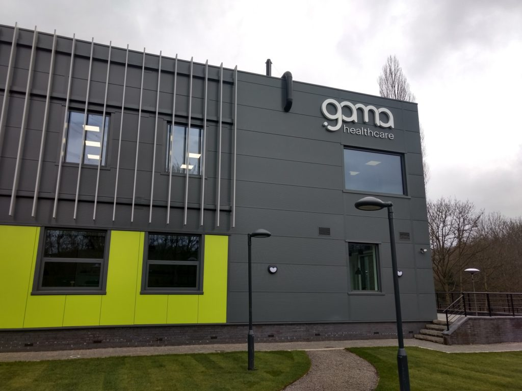 gama healthcare hq halifax wpl